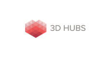 Relaunching 3D Hubs in Berlin logo