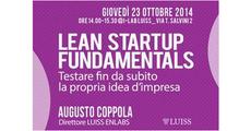 Lean Startup Fundamentals logo