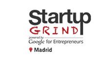 Startup Grind Madrid Hosts Marcos Alves (El Tenedor) logo