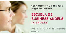 X Edición: Escuela de Business Angels logo