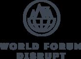 World Forum Disrupt logo
