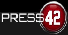 Press 42 logo