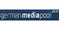 German Media Pool logo