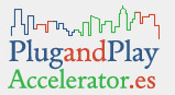 Plug and Play Accelerator logo