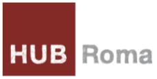 The Hub Roma logo