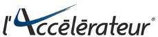 L'Accélérateur logo