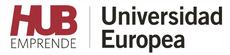 HUB Emprende Universidad Europea logo