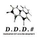 D.D.D.# (Pty)Ltd™ logo