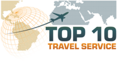 Top 10 Travel Service logo