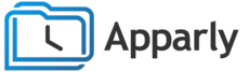 Apparly logo