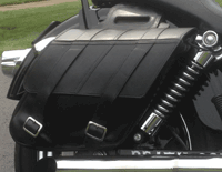 Dyna Low Rider Saddlebags on a 2007 Super Glide