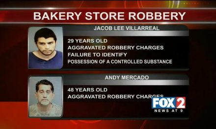 La Reynera Bakery Robbers Arrested in Edinburg