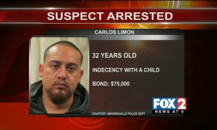 Harlingen Suspect Faces Charges for Indecency with a Child