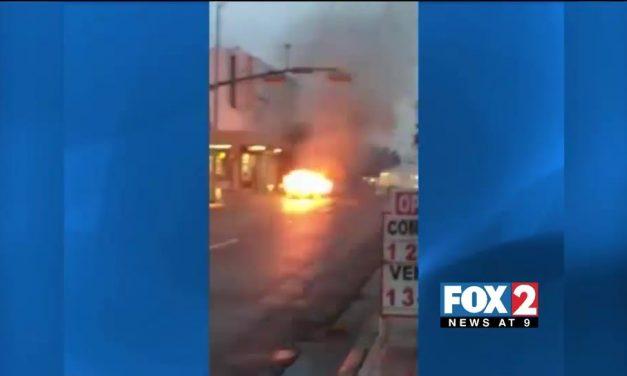 Underground Explosion Shakes City of Laredo