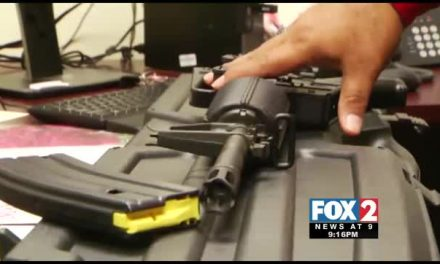 Cameron County Constables Upgrading Weaponry