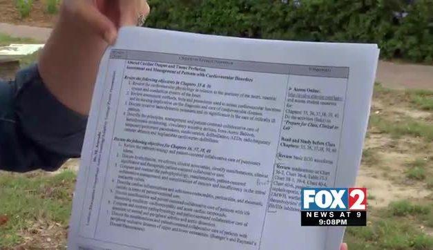 90 South Texas College Nursing Students Fail Final Exam, Blame Professor
