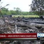 Edinburg Fire Department Rules Abandoned Mansion Fire as Arson
