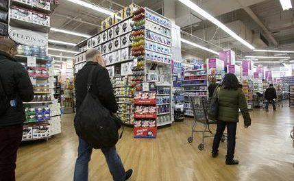 Retail Sales Show Solid Gain in Auto Sales Despite Slump among Retailers