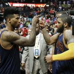 Big Three leads Cavaliers back to Eastern Conference finals