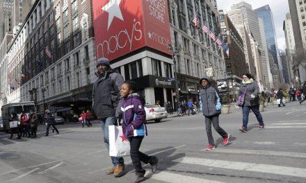 Macy's struggles go on … outlook slashed