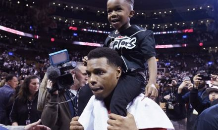 Lowry leads Raptors into conference final against Cavs