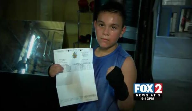 Local Boxer Coaches Kids, Steering them away from Drugs and Alcohol