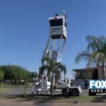 Mission Crime Spike Prompts Security Tower Surveillance