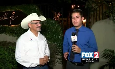 Republican Ruben Villarreal Winning in Hidalgo County, Falling behind in District-Wide Voting for US Congress District 15