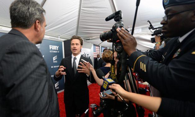 Legend, Pitt Among Stars Taking New Power Role: Tv Producer