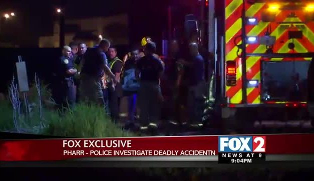 61 Year Old Man Dies in Accident In Pharr