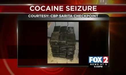 Agents Seize more than $4.6 Million Worth of Cocaine