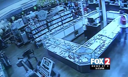 Caught on Camera: Man Robs A Mission Pawn Shop