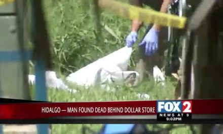 Dead Man Discovered Behind a Dollar Store Dumpster