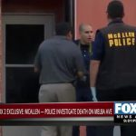 FOX 2 EXCLUSIVE- Police Investigate Death on Melba Ave in McAllen