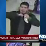Harlingen Police Look for Robbery Suspect