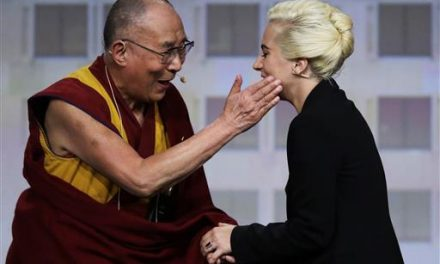 After Dalai Lama met Lady Gaga, China warns of his motives