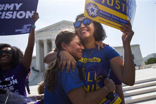 Supreme Court ruling imperils abortion laws in many states