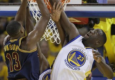 Warriors' supporting cast leads Game 1 NBA Finals win