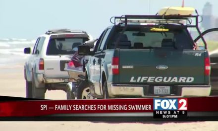 MISSING TEEN FEARED DROWNED AFTER SEEN SWIMMING ON SOUTH PADRE ISLAND