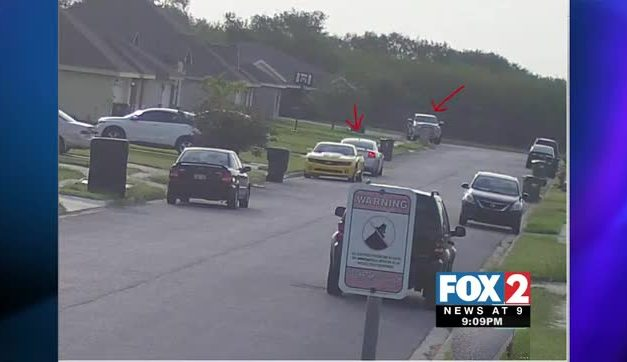 Neighbors Help Police Track down Home Invasion Suspect