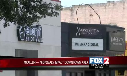 No Decision on McAllen Banning Outdoor Music Downtown