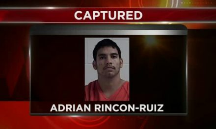 Sexual Predator, Adrian Rincon-Ruiz, Arrested in Mission, Texas