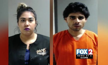 2 Arrested In A Pizza Hut Robbery