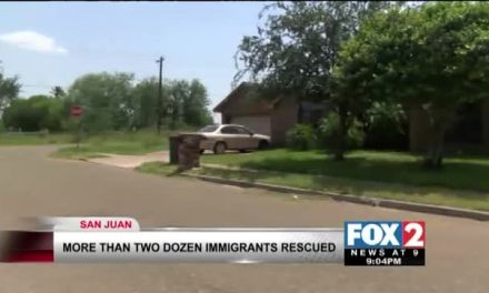 32 Immigrants Held Against Their Will Are Rescued