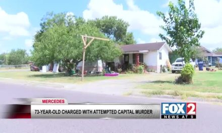 73 Year Old Attempts to Shoot His Neighbor