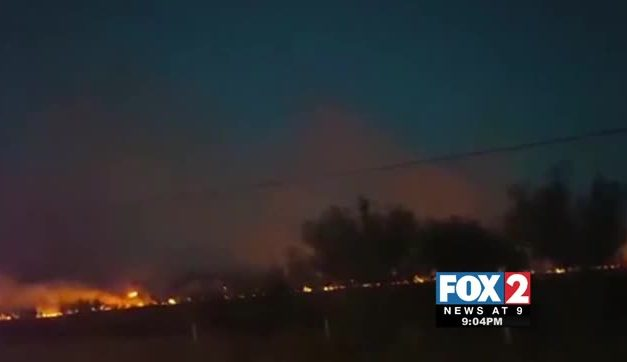 5 Fires in the RGV in the Last 7 days