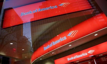 Bank of America profits fall 20 percent, hurt by low rates