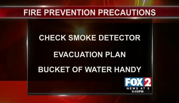July 4th Fire Incidents and Safety