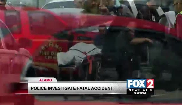 Fatal Accident on Highway 83 in Alamo