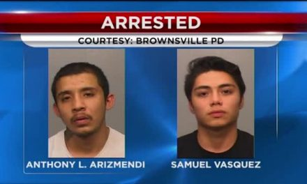 Police Arrest Two Allegedly Stealing from Wal-Mart